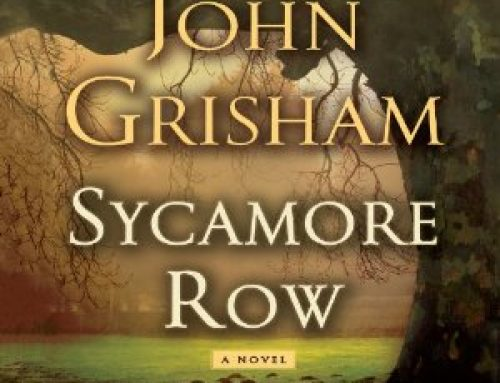 Review of John Grisham's Sycamore Row